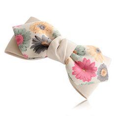 Easy to make Ribbon Hair Bows, Diy Hair Bows, Diy Bow, Lace Bows, Diy Ribbon, Diy Headband, Baby Headbands, Fabric Bows, Fabric Flowers
