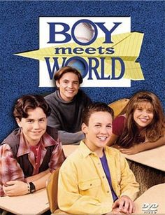 Boy meets world. Never understood why a person would name their daughter Tapanga!