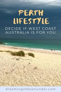 Decide if Perth, Australia is the right city for you with this Perth lifestyle overview. Includes property, weather, Perth beaches, nightlife and more. #australia #perth #expat #travel