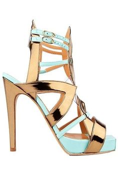 Aperlai ~ Spring 2013 Shoes