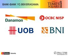 The Times Square - Business Community Centre_Bank-Bank Yang Bekerjasama