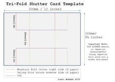 PaperVine: Christmas Tri-Fold Cards