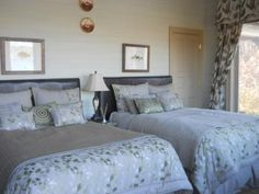 Spacious and Gorgeous bedrooms most with lake views.