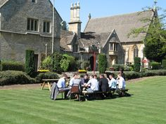 The Royal Agricultural College - Venue Hire: Events & Functions