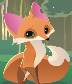 I have a fox on animal jam