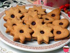 ciasteczka korzenne na miodzie Cannoli, Truffles, Gingerbread Cookies, Cooking Recipes, Blog, Eyes, Gingerbread Cupcakes, Truffle