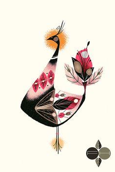 Bird | Illustrator: Fantastic Hysteria