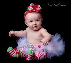 Adorable Christmas Tutu