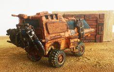 Wasteland Explorer - Post Apoc - Fallout