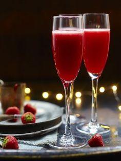 Rossini | Christmas Drinks & Cocktail Recipes | Jamie Oliver