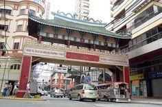 Arch of Filipino-Chinese Friendship in Binondo, Manila, Philippi Manila Philippines, Philippines Travel, Beach Trip, Beach Vacations, Beach Travel, Archipelago, 10 Days, Filipino, Southeast Asia