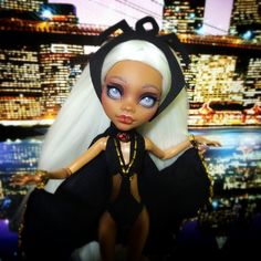 Clawdeen has become Storm!
