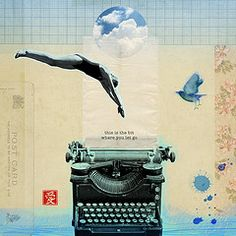 Collage by Fiona Watson
