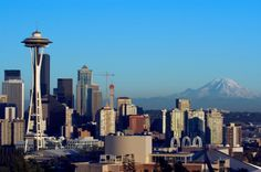 Librarian By Day takes place in Seattle, Washington