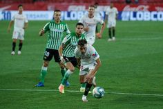 La Liga Resumes After Three Months Away As Sevilla Defeat Real Betis Lob, Football Updates, Come And Go, Premier League, Victorious, Comebacks, Resume, Coaching, Third