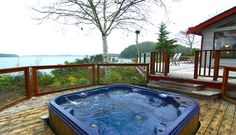 Beautiful west coast 3 bedroom home with stunning west facing ocean views, with hot tub and expansive cedar deck overlooking the ocean. Cedar Deck, Ocean Views, West Coast, Tub, Vacation, Bedroom, Outdoor Decor, Travel, Beautiful