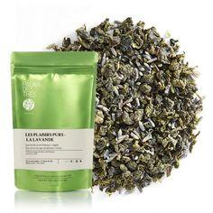 Thé oolong à la lavande - Palais des Thés Thé Oolong, How To Dry Basil, Herbs, Good Things, Tea, Lavender Flowers, Fragrance, Herb, Teas
