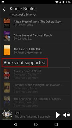 Alexa can play music, podcasts, radio, and Audible books. But did you know Alexa can also read some of your Kindle eBooks too. Here's how to set it up.