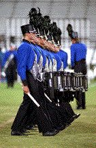 In my opinion, the Blue Devils have the best drum lines.
