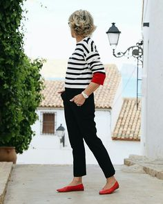 Best Fashion Tips For Women Over 60 - Fashion Trends Over 60 Fashion, Mature Fashion, Over 50 Womens Fashion, 50 Fashion, Fashion Tips For Women, Cute Fashion, Look Fashion, Fashion Outfits, Fashion Trends