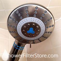 RainMaker 7 Shower Sprayer Attachment with Facial Mister Shower Water Filter, Best Water Filter, Water Filters, Hand Held Shower, Shower Arm, Water Quality, Hard Water, Iron Oxide