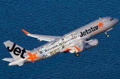 JETSTAR Airbus A320-232 (VH-VFN)