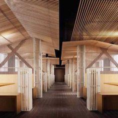 Restaurante Niseko Look Out Café, em Hokkaido, Japão. Projeto do escritório Design Spirits Co. #restaurant #restaurante #sentidos #sense #artes #arts #art #arte #decor #decoração #architecturelover #architecture #arquitetura #design #interior #interiores #projetocompartilhar #davidguerra #shareproject #niseko #lookout #cafe # nisekolookoutcafe #hokkaido #hocaido  #japan #japao #designspirits #designspiritsco