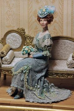 Beautifully elegant. JT- Love the lace but anyone know the artist?