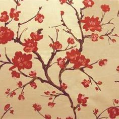 Blossom Upholstery Fabric Add It To Your Favorites Revisit Later D Curtains