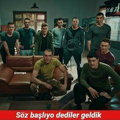 Söz yeni bölüme son iki gün... I Love You, My Love, Online Tests, Turkish Actors, Superman, Hollywood, Funny, Making Tools, Wallpaper