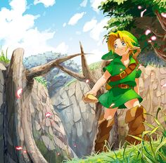 In search of my destiny ...Link