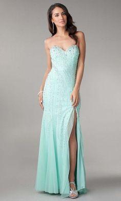 tiffany blue prom dress, long prom dress, sweetheart prom dress, best prom dress | Cheap prom dresses Sale