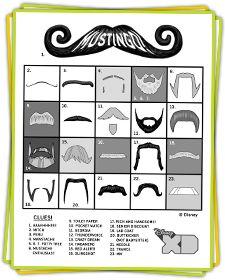 Mustache Monday Mayhem   Disney XD