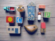 Signe Kjær: visit in Denmark no. 4/ Old toys