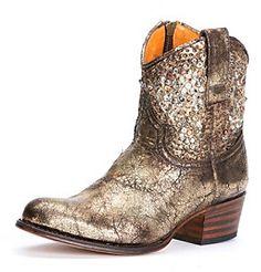 "Frye® ""Deborah"" Short Studded Boots"