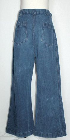 Seville Relaxed Bell Jeans   Bell bottom jeans, Bell bottoms and ...