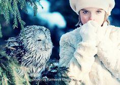 Ne parle plus on nous regarde !  Photo de Elena Shumilova