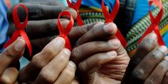 Because of the prevalence of aids in Africa, false statements get bandied around. Here are 10 factual statements about HIV/AIDS in Africa and other diseases Hiv Aids, Aids In Africa, Living With Hiv, World Aids Day, Red Ribbon, Breast Cancer, Drugs, Close Up, Wrestling