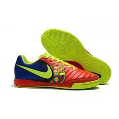 competitive price 055a5 867b1 Nike Tiempo - Nike Fodboldsko tilbud Tiempo Ligera IV IC Herre Rod  Fluorescent Gron