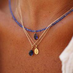 Inspiración de layered necklaces con una medalla de la milagrosa <3 Puedes encontrar la tuya en www.argyor.com