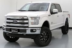 2015-F150-King-Ranch-Lift-Kit-6in-Skyjacker-Toyo-Tires-Technology-Navigation
