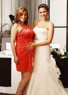 One Tree Hill: Bethany Joy Lenz and Sophia Bush