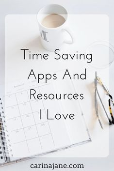 Time Saving Apps And Resources I Love #timemanagement #timesavers #productivity