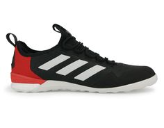 adidas Men's ACE Tango 17.1 Indoor Soccer Shoes Core Black/White/Red