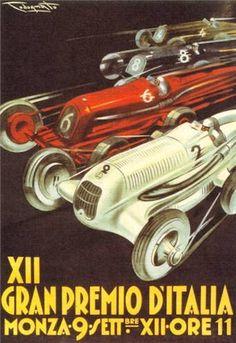 Italian Grand Prix / Monza / 1934