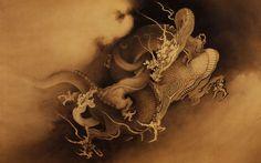 Oriental Dragon Wallpaper   Chinese Dragon HD Wallpaper #4285