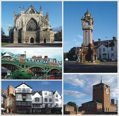 Exeter, Devon