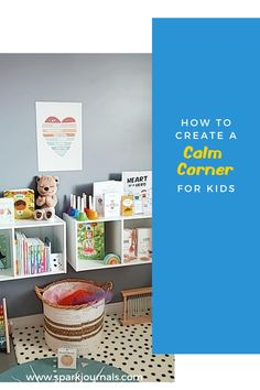 How to create a mindful corner in your home.  Help kids practice mindfulness, calming and yoga at home. Mindfulness Books, Mindfulness For Kids, Mindfulness Activities, Activities For Kids, Emotional Resilience, Emotional Regulation, Yoga At Home, Help Kids, Yoga For Kids
