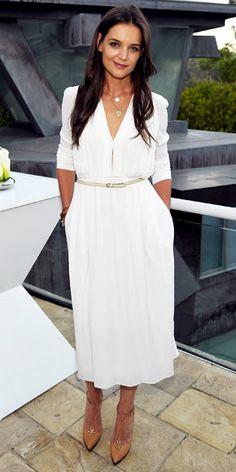 Wish I Was Brave Enough To Wear A White Dress