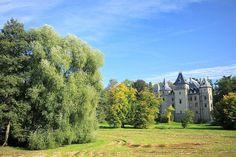 Zamek w Gołuchowie, Polska
